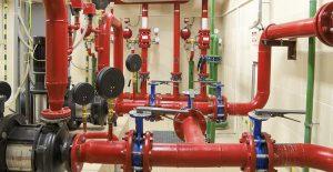 Instalacion de sistemas contra incendio