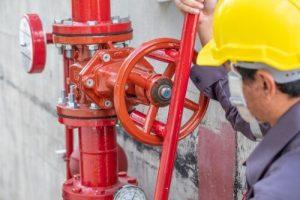 Instalación sistemas contra incendio